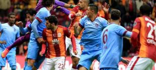 TT Arena'da Trabzon şov 0 – 3