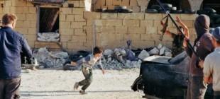 'Kahraman Suriyeli Çocuk' videosu film sahnesi çıktı!