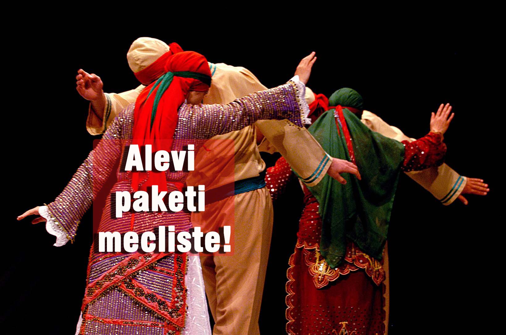 CHP 'Alevi Paketi'ni meclise sundu!