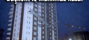 İş cinayeti: Asansör 9. kattan yere çakıldı!