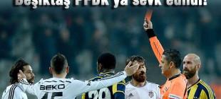 Beşiktaş'a ceza geliyor!