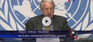 BM: IŞİD Savaş Suçu İşliyor!