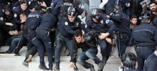 Polis; müdahalesiyle yine şaşırtmadı!