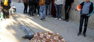 Cizre'de bir genç başından vurularak öldürüldü!