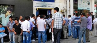 'Ankara'da 250 bin işsiz var'