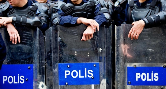 Ermenek'e protesto ablukası!