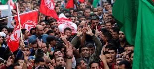 İsrail'den Filistinlilere: Taş atan çocukların ebeveynleride cezalandırılacak!