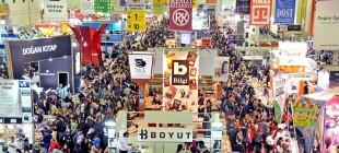 33. İstanbul Kitap Fuarı 503 bin ziyaretçiyle rekor kırdı!
