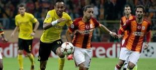 İşte Galatasaray'ın Dortmund karşılaşmasındaki ilk 11'i!