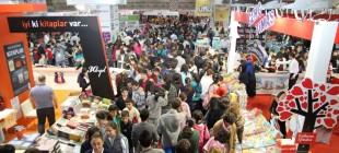 33. Uluslararası İstanbul Kitap Fuarı bugün başlıyor