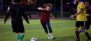 Endüstriyel futbola karşı 'Karşı Lig' başlıyor!