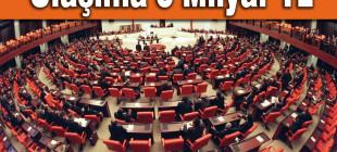 İBB'nin 12 Milyarlık bütçesi meclisten geçti