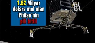 Philae'den kötü haber geldi!