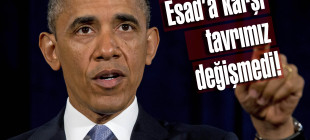 ABD'nin Suriye politikası değişikliğine yanıt!
