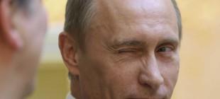 Dünyanın en güçlü adamı Putin!