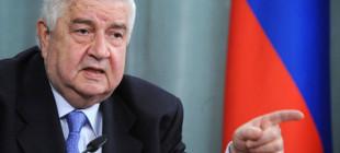 Suriye Dışişleri Bakanı: Kobani'de Barzani ve Erdogan kaybetti!
