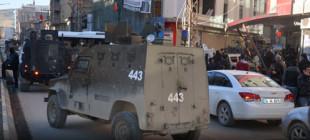 Yüksekova'da halkla polis arasında olaylar çıktı!