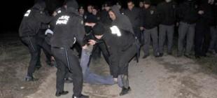 Yırca'lı kadınlar güvenlikçileri dövmüş…