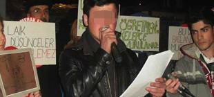 16 yaşındaki lise öğrencisi Erdoğan'a hakaretten tutuklandı!