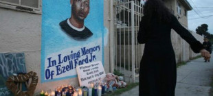 ABD'de öldürülen siyahi gencin otopsi raporu açıklandı!
