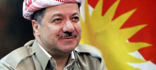 """Barzani """"Yılın Kişisi"""" olmaya yakın!"""