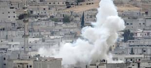 Kobanê belediyesi IŞİD'den temizlendi!