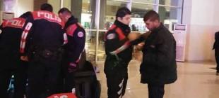 IŞİD'e katılmaya gelen yabancı uyruklu 3 kişi gözaltına alındı!