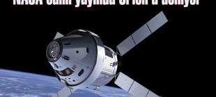 Mars'ta bir ilk! NASA Orion'u deniyor (CANLI YAYIN)