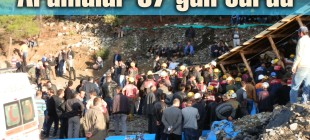Ermenek'te son 5 madenciye de ulaşıldı