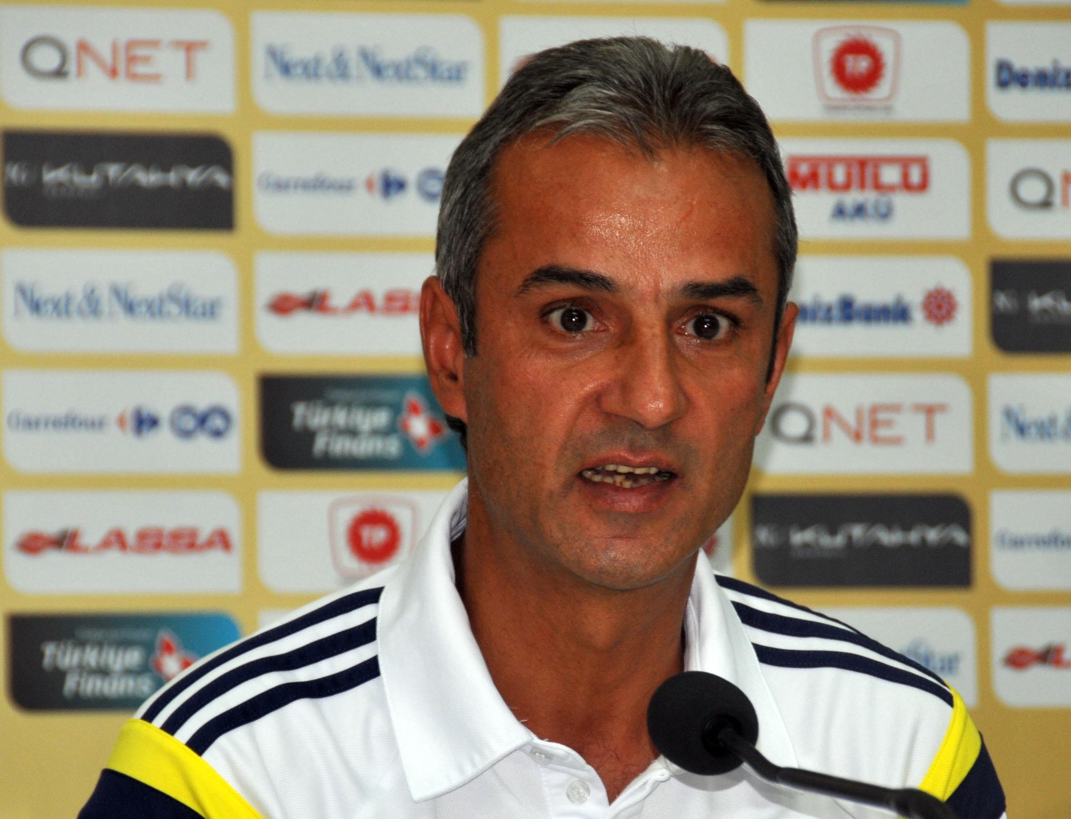 Ziraat Türkiye Kupası'nda Kayserispor'a 2-1 yenilen Fenerbahçe'nin Teknik Direktörü İsmail Kartal, mağlubiyetin ardından açıklamalarda bulundu. Kartal, genç oyunculara oynama fırsatı vermeyi uygun gördüklerini söyledi.