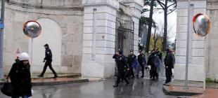 İstanbul Üniversitesi'nde 7 yaralı 12 gözaltı!