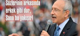 Kılıçdaroğlu'ndan Bayraktar'a sert sözler!