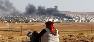 100'üncü günde barışın adı Kobani!
