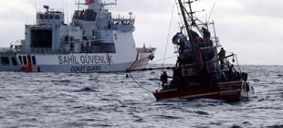 131 Kişi denizde ölümden döndü!