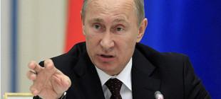 """Putin'den """"hata yaptık"""" itirafı!"""