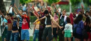 Gezi Davası'nda çocuklara hapis cezası!