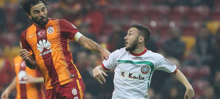 Galatasaray'a Diyarbakır çarptı!