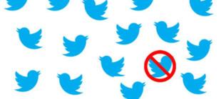Twitter'a ifade özgürlüğü ihtarı!