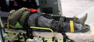 Abdullah Gül Üniversitesi'nde iş kazası!