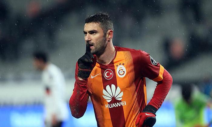Yılın ilk derbisi Galatasaray'ın!