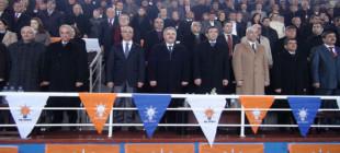 AKP'den 'Osmanlıca' olağan kongre davetiyesi!