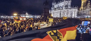 Almanya'da İslam Karşıtı eylemler iptal edildi!