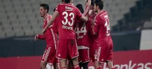 Beşiktaş Sarıyer'i 3-1 yendi!