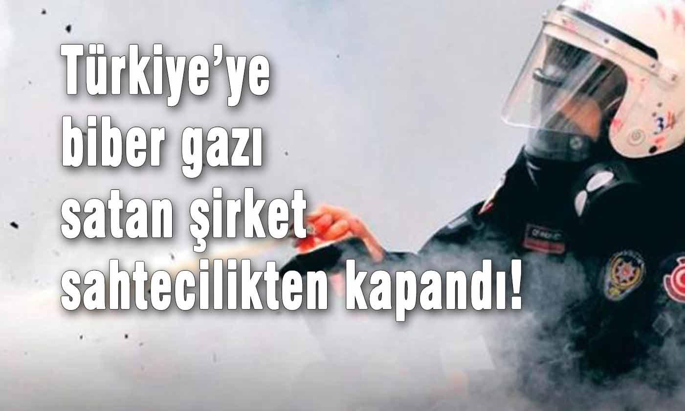 türkiyeye biber gazı satan şirket kapandı, biber gazı satan şirket sahtecilikten kapandı, güney kore, biber gazı satan güney koreli şirket kapandı, türkiye biber gazı, biber gazı haberleri, gaz fişeği, biber gazı kullanımı,