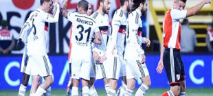 Beşiktaş'tan Bilic'li ilk kupa!