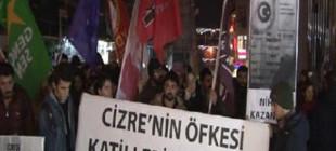 Taksim'de Nihat Kazanhan için eylem!