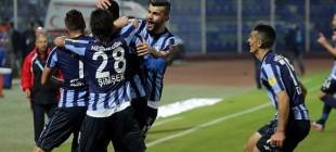 Adana Demirspor 4 haftadır yenilmiyor!