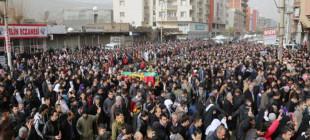 Ümit Kurt 5 bin kişinin katıldığı törenle defnedildi!