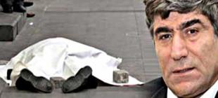 Cizre Emniyet Müdürü'ne 'Hrant Dink'ten yakalama kararı!