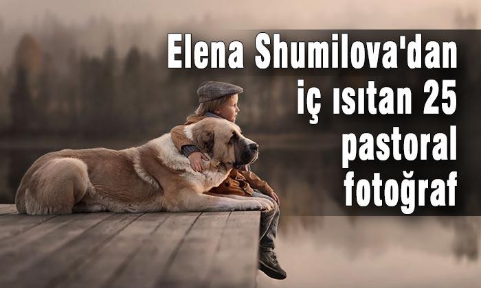 Elena Shumilova - fotoğrafçı ustası 1